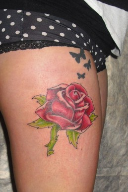 TATTOOSTUDIO ZOLLERNALBKREIS BALINGEN ROTTWEIL ROSENFELD HECHINGN | KERRY QUEEN TATTOO